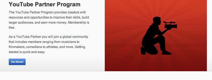 YouTube Partner No Branding Options