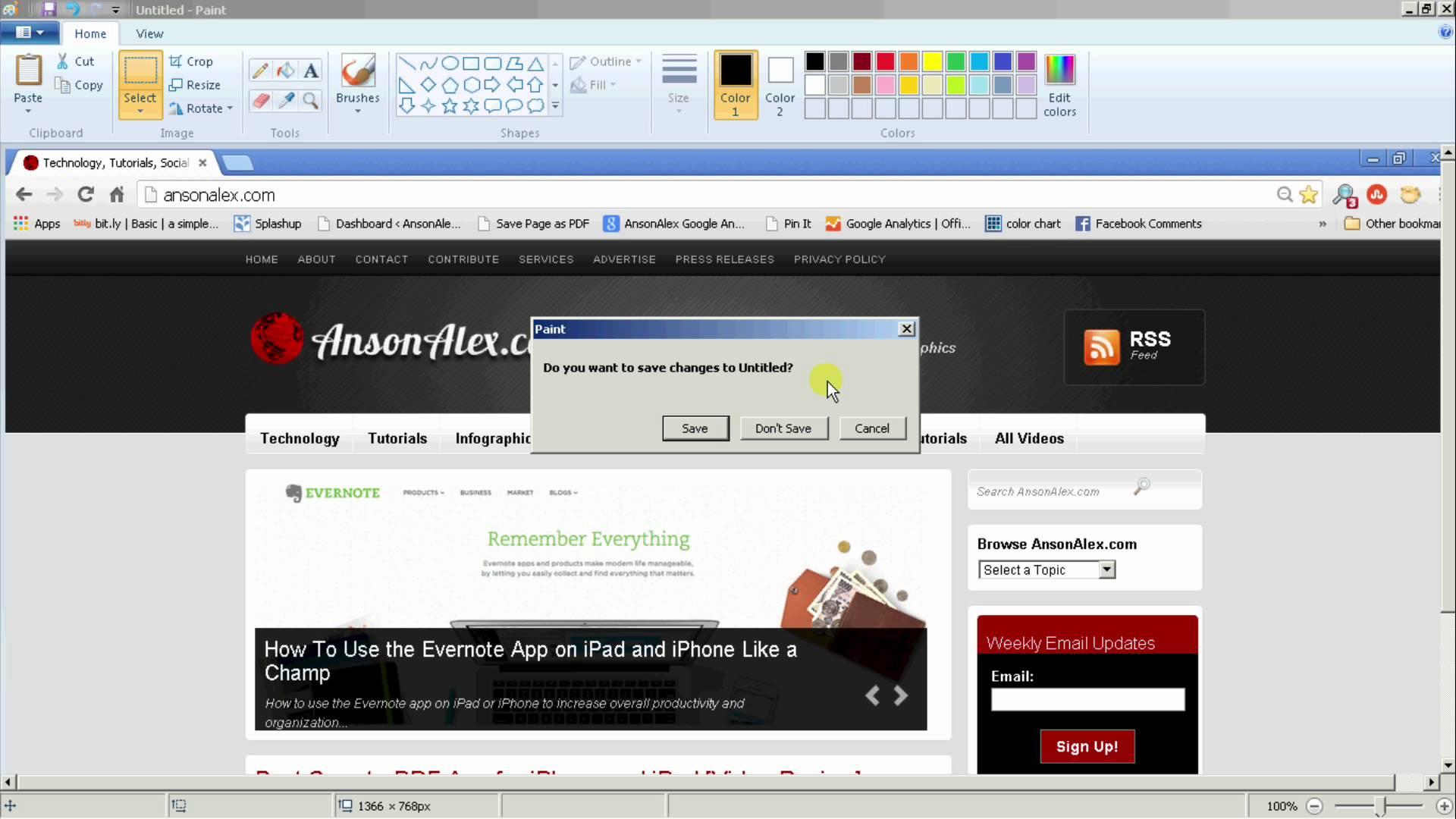 Screenshot Image Capture On Pc Windows 8 7 Xp Video